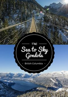 Our experience at the beautiful Sea to Sky Gondola in Squamish, British Columbia! | AGlobalStroll.com