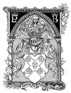 Free Heraldry Clipart : Image 64 of 3151