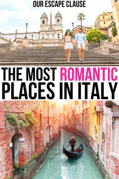 Whether you're planning a honeymoon or just a getaway for two, here are the most romantic places in Italy for couples! most romantic destinations in italy | romantic getaways in italy for couples | best places to visit in italy for couples | honeymoon destinations in italy | italy honeymoon destinations | where to honeymoon in italy | italy vacation ideas for couples | romantic italy vacation | romantic italy travel | italy bucket list for couples | most romantic things to do in italy | Best Romantic Getaways, Romantic Destinations, Romantic Vacations, Honeymoon Destinations, Romantic Travel, Romantic Escapes, Honeymoon Places, Most Romantic Places, Beautiful Places To Visit