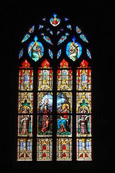 CHURCH ST SAUVEUR.........DINAN........FRANCE......SOURCE ALL - FREE - PHOTOS.COM...........