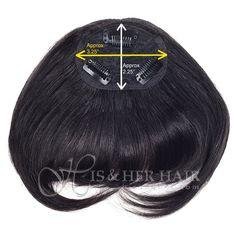 REMI HUMAN HAIR BANG