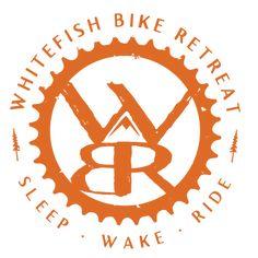 The whitefish bike retreat. Sleep wake ride