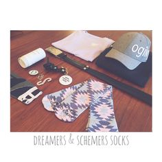 Dreamers & Schemers Boot Socks for Extraordinary Equestrians - Equestrian Style, Equestrian Fashion, Equestrian, Horse Show, Riding Horses, Show Jumping, Hunter Jumper, Socks, Crazy Socks, Patterned Socks, Sock Obsession, Ogilvy Equestrian, Kingsland Equestrian, Tailored Sportsman