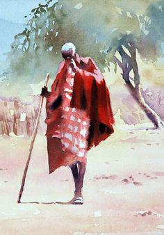 Maasai-chief.jpg 282×405 pixels