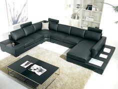 Black Modern Furniture