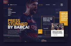 FC Barcelona and its football philosophy have become synonymous with slick, stylish and, more often than not, mesmerizing attacking football connecting fans around the world.