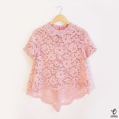 SOLD OUT TOP0080s (rose) Bust 96 | Front Length 45 | Back Length 70 | Sleeve Length 20 Inner included