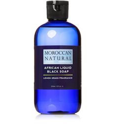Moroccan Natural - Cosmétique Bio | Savon Liquide Noir Citronnelle améliorant la qualité de la peau ainsi que l'état des cheveux. Rendez-vous sur notre site afin de bénéficier de nos offres !