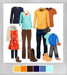 Family Photo What to Wear | What to Wear for Family Portraits | Emmagined