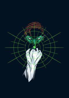 green lantern  Revenge Of The Midnight Arcade