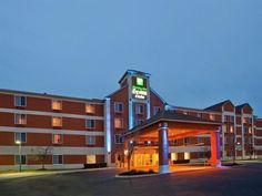 Ann Arbor (MI) Holiday Inn Express Hotel & Suites Ann Arbor United States, North America Set in a prime location of Ann Arbor (MI), Holiday Inn Express Hotel & Suites Ann Arbor puts everything the city has to offer just outside your doorstep. The hotel has everything you need for a comfortable stay. Service-minded staff will welcome and guide you at the Holiday Inn Express Hotel & Suites Ann Arbor. Guestrooms are designed to provide an optimal level of comfort with welcoming d...