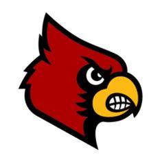 FANMATS NCAA University of Louisville Cardinals Vinyl Drink Mat