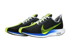 For Sale Nike Air Zoom Pegasus 35 Turbo Hong Kong Black Neon Yellow Mesh Breathable Running Shoes Yeezy, Black Neon, Neon Yellow, Hong Kong, Off White, Nike Running, Running Gear, Nike Air Zoom Pegasus, Futbol