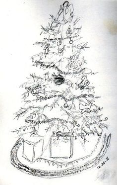 simple tree drawings | Tree Designs | Pinterest | Tree drawings ...