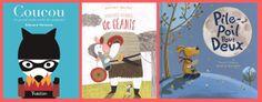 Les albums coups de cœur album de Marianne pour avril 2014 : Coucou, le grand cache-cache des animaux, d'Édouard Manceau (Editions Tourbillon) : http://lamareauxmots.com/blog/magique-je-vous-dis/ Pile-poil pour deux de Tracey Corderoy et Rosalind Beardshaw (Gallimard Jeunesse) : http://lamareauxmots.com/blog/histoires-damitie/ Fabuleuses histoires de géants de Gérard Pourret et Nancy Ribard (Mouk éditions) : http://lamareauxmots.com/blog/pas-une-mais-des-histoires/#2