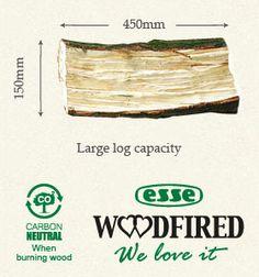 Esse log size