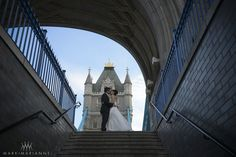 Pre-Wedding Photography at Tower Bridge, London.
