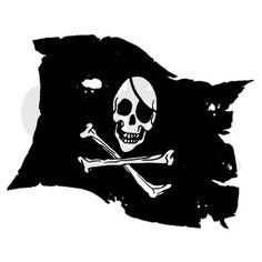 pirate flag tattoo - Google Search