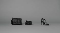valentino noir capsule collection