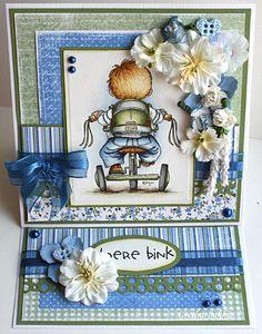 Het kaartenhoekje van Gretha  easel card