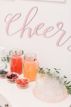 Cheers to the perfect party: Photographer : ARTIESE Studios Read More on SMP: http://www.stylemepretty.com/living/2017/03/03/insider-tips-for-pulling-off-the-best-ever-dinner-party/