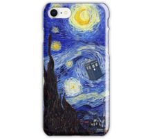 'A Starry Night Van Gogh Mountain Inspiration With Tardis' by Angelinas Tardis, Van Gogh, Iphone Cases, Night, Artwork, Inspiration, Products, Biblical Inspiration, Work Of Art