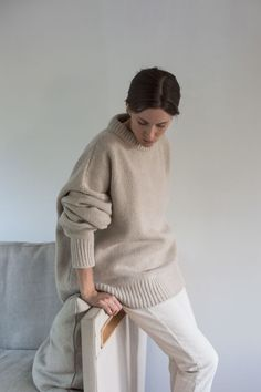 Fashion design and a minimalistic lifestyle - Skandinavisch Minimalist Fashion Women, Minimal Fashion, Look Fashion, Fashion Outfits, Fashion Design, Fashion Trends, Fashion Hacks, Korean Fashion, Fashion Tips