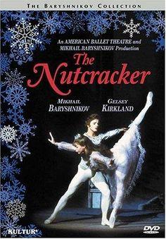 The Nutcracker  Mikhail Baryshnikov
