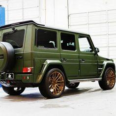 Military G-Wagon