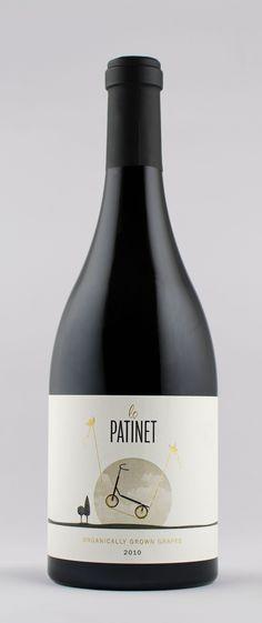 LO PATINET. Exportiberia. Design by www.girafadigital.com