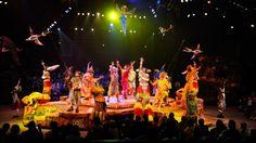 Walt Disney World - Animal Kingdom - Festival of the Lion King
