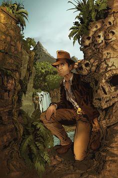 Indiana Jones - Chris Ehnot