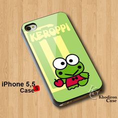 Sanrio Keroppi iPhone 5,5S Case