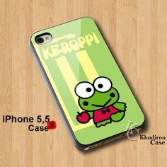 Sanrio Keroppi iPhone 5,5S Case