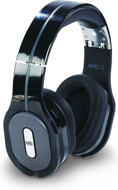 Crutchfield reviews the PSB M4U 2 noise-canceling headphones. Great for work! #PSB #headphones