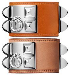 Hermès Mens Collier de Chien Bracelet