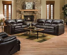 Family Sofa With Stylish Stitchwork - FFO Home