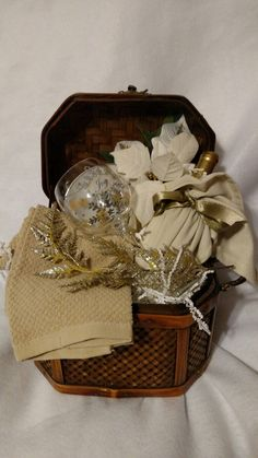 Wine Gift Basket, $18.50
