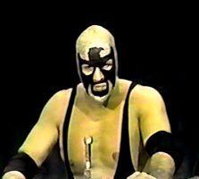 The Spoiler at the Florida Championship Wrestling desk