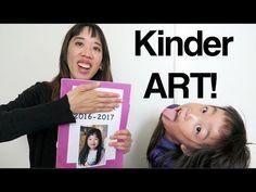 Kindergarten Art Haul! | #piecesofm