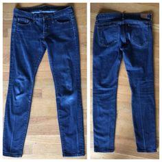 BDG Mid Rise Cigarette Ankle Blue Jeans BDG Mid Rise Cigarette Ankle Blue Jeans.   28W 30L.  Great condition. BDG Jeans
