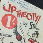 Exeter City souvenir 1946/47 - given to Harry Hanford, Wales International