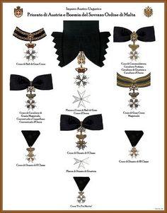 I NOSTRI AVI • Leggi argomento - Tavole ordini AUSTRIA-UNGHERIA (Nuove) Emblem, Austria, Brooch, Army, Decorations, Badge, Gi Joe, Military, Brooches