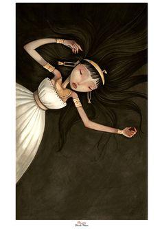 Cleopatra by Daniela Volpari