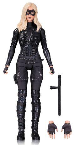 Arrow figurine Black Canary DC Collectibles