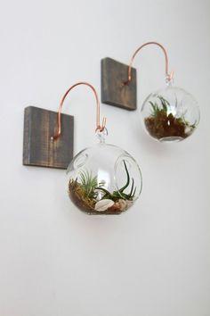 Un jardin, même tout petit, est une porte ouverte. Il vous est possible de recréer cet espace de verdure où que vous soyez pour décorer l'intérieur ou l'extérieur de v...