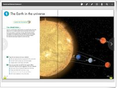 Unidad 1 de Social  Science de 5º de Primaria Sistema Solar, Anaya, Montessori Activities, Social Science, Universe, Blog, Socialism, Primary English, Kids Math