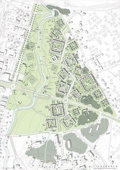 Sipoo river valley - general plan