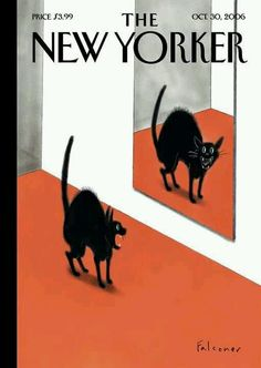 2006 Halloween cover for The New Yorker