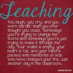 Quote over lesgeven